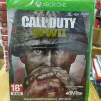 XBOX ONE CALL OF DUTY WW II / CALL OF DUTY WW 2