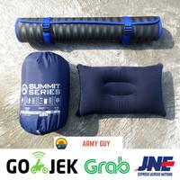 Paket Sleeping Bag Polar Tebal + Matras + Bantal Nyaman Berkualitas