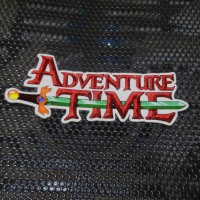 Sticker Decal Die Cut Indoor Adventure Time