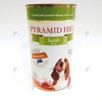 MAKANAN ANJING DOGFOOD PYRAMID HILL LAMB 1.2KG