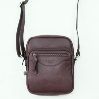 Gammara Leather Sling Bag - Bonerate (Dark Brown) 3d491085ce