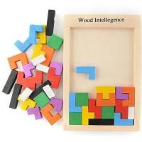 Harga ready stock mainan edukasi edukatif anak kayu wood intellegence | Pembandingharga.com