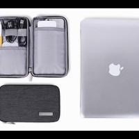 CABLE POUCH TRAVEL ORGANIZER ,DOMPET DIGITAL POWER BANK USB EARPIECE