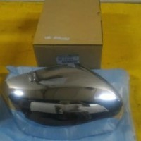 Termurah nissan np300 navara new cover spion chrome sen tanp Limited