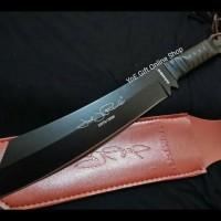 Harga best seller pisau rambo iv pisau berburu parang golok tebas | Pembandingharga.com