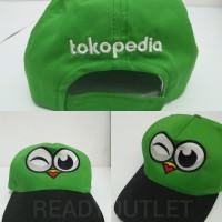 Topi Tokopedia 10219