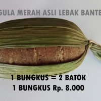 Gula Merah Aren/Kawung