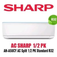 Ac sharp 1/2 setengah pk Ah A 5 ucy R 32 full set gratis pasang