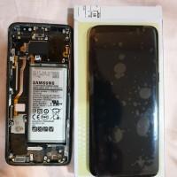 Samsung Galaxy S8 ex SEIN baru ganti layar