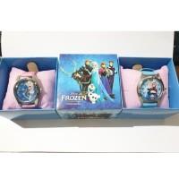 Jam Tangan Frozen / Jam Tangan Frozen Anna Elsa / Jam tangan Disney