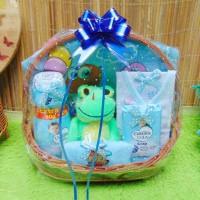 TANGKAI BEDONG lucu komplit ANEKA WARNA TERLARIS paket kado bayi baby