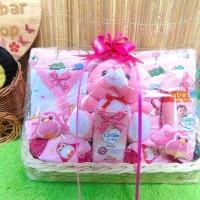 BEDONG lucu komplit ANEKA WARNA TERLARIS paket kado bayi baby gift par
