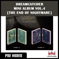 Dreamcatcher - The End of Nightmare Mini Album Vol.4