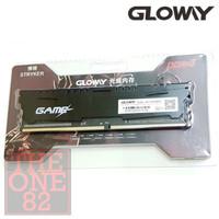GLOWAY DDR4 GAME-X SERIES PC19200 Single Channel 4GB (1x4GB) - BLACK