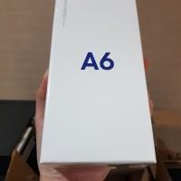 Samsung Galaxy A6 black murah!!