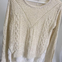 Sweater Rajut 1543 Baju jaket wanita