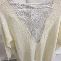 Sweater Rajut 1813 Baju Jaket Wanita Model Baru
