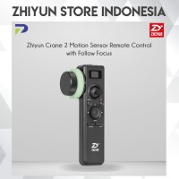 Zhiyun Crane 2 Motion Sensor Remote Control with Follow Focus