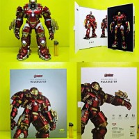 Hulkbuster Comicave Studios Iron Man Mark XLIV (MK44)1/12 Scale Dieca