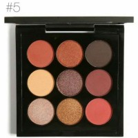 KHUSUS -05- FOCALLURE NINE COLORS EYESHADOW 9 COLOUR IN 1 FA-36