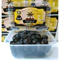Kurma Ajwa Madinah Kurma Nabi Asli Madinah Premium Quality 500Gram