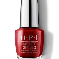 OPI INFINITE SHINE: CLASSIC COLLECTION, AN AFFAIR IN RED SQUARE