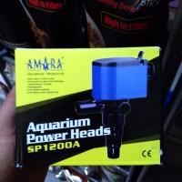 Pompa Filter Aquarium Amara SP1200A. Power Head