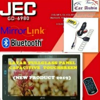 Double din JEC GD 6980 BONUS ANTENA TV