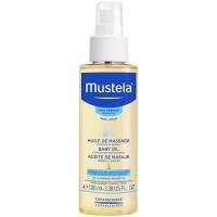 Mustela - Baby Oil 100ml