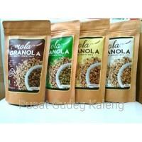 Mola Granola Paket Hemat - 4 Pcs