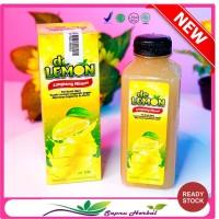 Minuman Pelangsing - Penurun Berat Badan - De Lemon