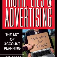 Truth, lies, and advertising : the art of account planning
