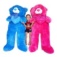 Harga boneka beruang teddy bear super duper jumbo uk 1 5 | antitipu.com