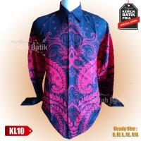 Batik Pria Sragenan