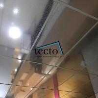 TECTO PVC Acoustic Ceiling ( 60cm X 120cm X 0.8cm )