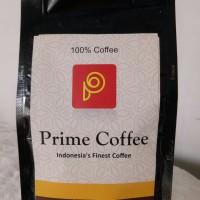 Prime Kopi Robusta Aceh Gayo 250gr. Kualitas Premium. (Biji/Bubuk)