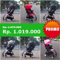 Eclaire Baby Stroller look like yoyo (pockit, lipat, lightweight)