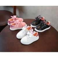 Best Quality babyfit BUNNY SNEAKERS BLING sepatu anak perempuan cute