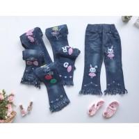 Best Quality babyfit celana jeans anak perempuan import 2019