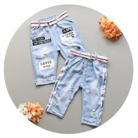 Best Quality babyfit D3D4 AMG dan MSG jeans celana panjang cute