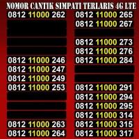 Nomor Cantik Simpati 8000 Kartu Perdana Telkomsel 4G