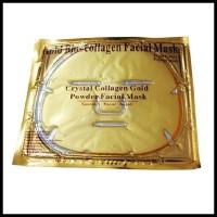 Harga terlaris masker topeng gold bio collagen facial mask masker muka | Pembandingharga.com