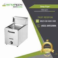 Deep Fryer G71 - Mesin Penggorengan dengan Gas
