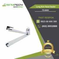 Mesin Long Arm Hand Sealer FS-600H - Alat Press Plastik Sealer