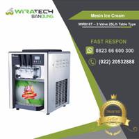Mesin Ice Cream - Mesin Eskrim - Mesin Pembuat Eskrim WIR 818 T