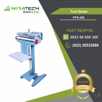 Mesin Foot Sealer PFS 350 - Alat Press Plastik 35 cm