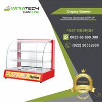 Warming Showcase SHW 2P - Display Makanan dengan Penghangat