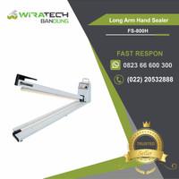 Long Arm Hand Sealer FS-800H - Alat Press Plastik Sealer