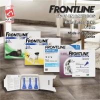 FRONTLINE DOG S Obat Tetes Kutu Untuk anjing 2-10kg jual satuan tube