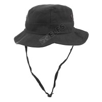 topi jungle (rimba) bucket polos warna